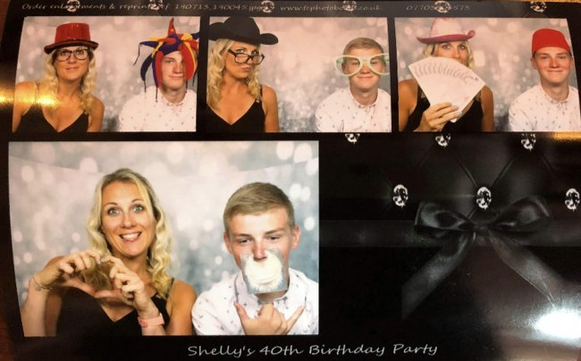photobooth hire in kent