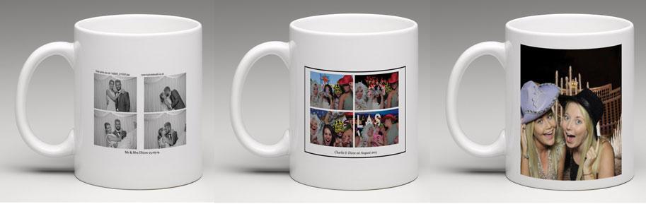 Printed Mugs Examples