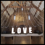 3ft LOVE Letter Lights 4