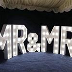 MR & MRS Lights